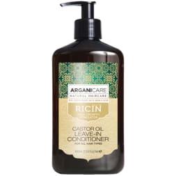 Soin hydratant protecteur – Huile de ricin bio – Tous types de cheveux – 400 ml