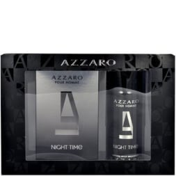 Cofre Azzaro Night Time Eau de toilette 50 ml - Hombre