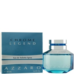 Chrome Legend Eau de toilette 40 ml