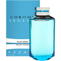Chrome Legend Eau de Toilette 125 ml - Hombre - Azzaro