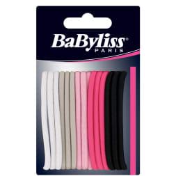 Élastiques colorés - 5,5 mm - Cheveux