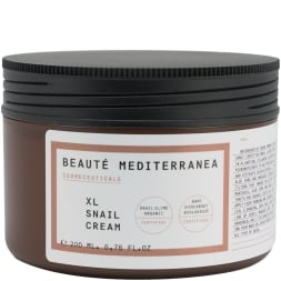 Crème lissante - Bave d'escargot - Peaux matures - 200 ml