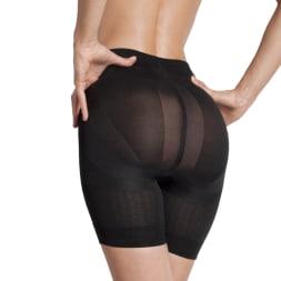 Panty push up correcteur minceur - Noir