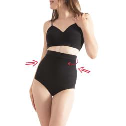 Culotte ceinture gainante - Noir