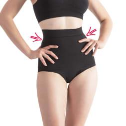 Culotte ceinture sculptante anti-âge - Noir