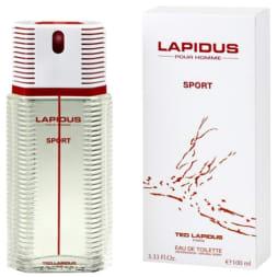 Lapidus sport Eau de toilette 100 ml - Homme