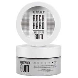 Gomme coiffante Rock Hard - Fixation extra forte - 54 g