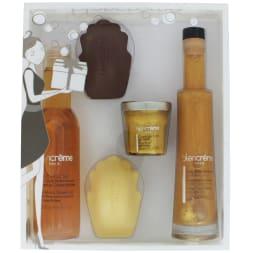 Coffret or & caviar - 5 produits