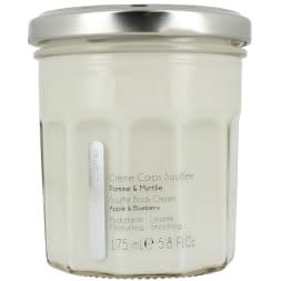 Crème soufflée corps - Pomme & myrtille - 175 ml