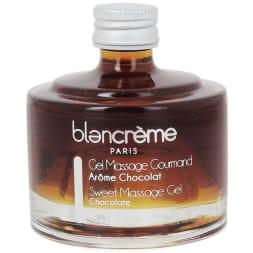 Gel de massage gourmand corps - Chocolat - 40 ml