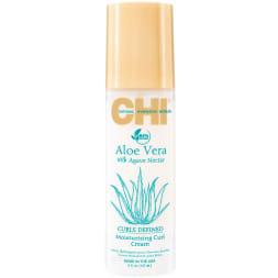 Crème hydratante à l'aloe vera - Cheveux bouclés - 147 ml