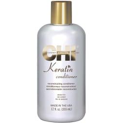 Après-shampoing reconstructeur à la kératine - Cheveux abîmés - 355 ml