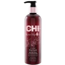 Après-shampoing protecteur à l'huile de rose musquée -  Cheveux colorés - 340 ml