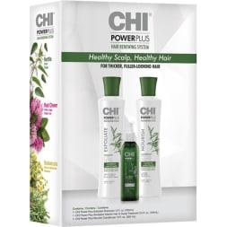 Kit power plus - Revitalisant - Cheveux fragilisés