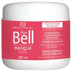Masque nutrition intense - Activateur de pousse - 250 ml