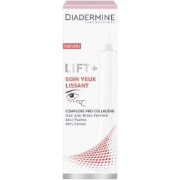 Crème contour des yeux lissante - LIFT+ - 15 ml