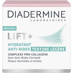 Crème hydratante anti-rides - Lift + - Peaux normales à mixtes - 50 ml