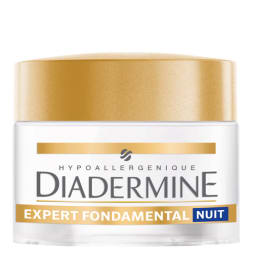 Soin anti-âge – Expert fondamental – Peaux matures – Nuit – 50 ml