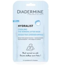 Masque frais lendemain difficile - Hydralist - Visage - 20 unités