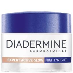 Crème revitalisante - Expert Eclat intense - Peaux matures - Nuit - 50 ml