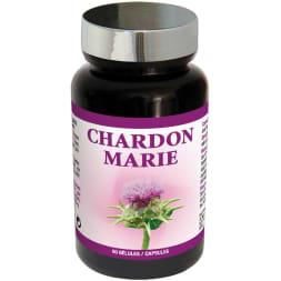 Cure détox du foie - Chardon Marie - 60 gélules