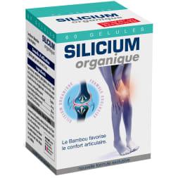 Cure anti-douleurs articulaires - Silicium organique - 60 gelules