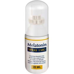 Spray melatonin - Troubles du sommeil - 20 ml