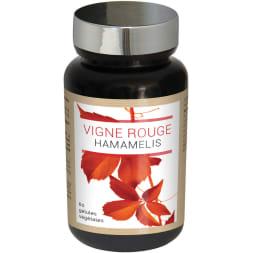 Cure confort circulatoire - Vigne rouge - 60 gélules