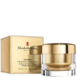 Crema de Noche Lifting y Reafirmante Ceramide Lift and Firm - 50 ml
