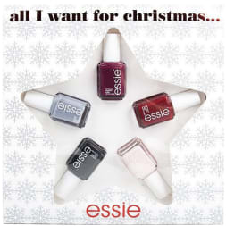 Kit de vernis à ongles – All I want for christmas – 5 x 13,5 ml