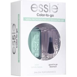 Vernis à ongles & son top coat - Mint candy apple - 2 x 13,5 ml
