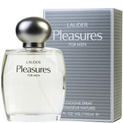 Pleasures for men Eau de cologne 100 ml - Homme