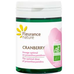 Cranberry bio - Dosée à 36 mg de PACs - 30 jours