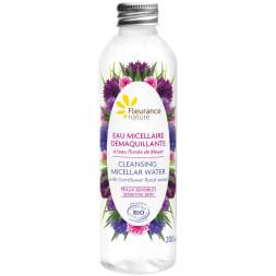 Agua Micelar Desmaquillante Bio con Aciano y Aloe Vera - 200 ml