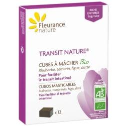 Cubes à mâcher transit bio - 12 cubes