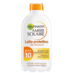 Lait protecteur ultra-hydratant SPF 10 - 200 ml