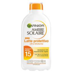 Lait protecteur ultra-hydratant SPF 15 - 200 ml