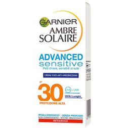 Lait protecteur SPF 30 - Advanced Sensitive - Peaux sensibles - 50 ml - Package aléatoire