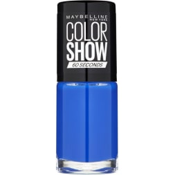 Vernis à ongles - Color Show - Brodway Blue - 7 ml