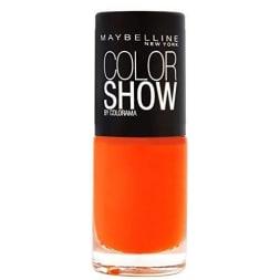 Vernis à ongles - Color Show - Orange attack - 7 ml