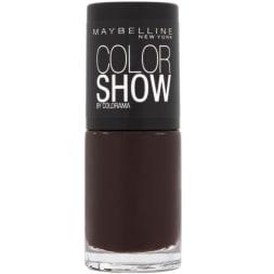 Vernis à ongles - Color Show - Burgundi Kiss - 7 ml