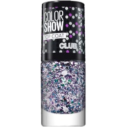 Vernis à ongles - Color Show - White splater - 7 ml