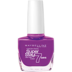 Vernis à ongles - Super Stay 7 jours - Berry stain - 10 ml