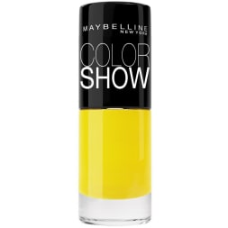 Vernis à ongles - Color Show - Electric yellow - 7ml