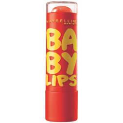 Baume à lèvres - Baby Lips - Orange burst