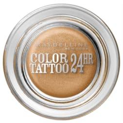 Ombre à paupières crème - Color Tattoo 24h - Eternal gold