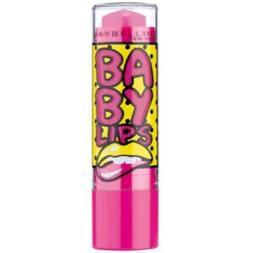 Baume à lèvres protecteur & hydratant - Baby Lips - Edition limitée - Bubblegum pop
