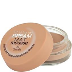Fond de teint mousse - Dream Mat mousse - 40 Cannelle - 18 ml