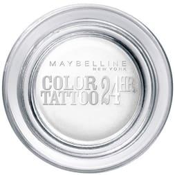 Ombre à paupières crème - Color Tattoo 24h - Infinite white