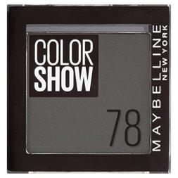 Ombre à paupières - Color Show - Black velvet